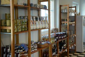 Honig, Marmelade und vieles mehr im Hofladen der Jithofer Käserei